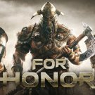 "For Honor Game  13""x19"" (32cm/49cm) Polyester Fabric Poster"