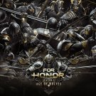"For Honor Game 18""x28"" (45cm/70cm) Canvas Print"
