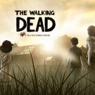 "The Walking Dead  Game  18""x28"" (45cm/70cm) Canvas Print"