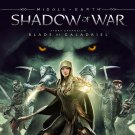 """Middle Earth Shadow of War Blade of Galadriel 18""""x28"""" (45cm/70cm) Poster"""