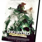 "Uncharted Drake's Fortune Game 12""x16"" (30cm/40cm) Canvas Print"