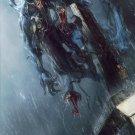 "Venom Movie 18""x28"" (45cm/70cm) Canvas Print"
