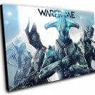 "Warframe Game  12""x16"" (30cm/40cm) Canvas Print"