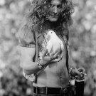 "Robert Plant  13""x19"" (32cm/49cm) Polyester Fabric Poster"