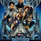 """Black Panther   13""""x19"""" (32cm/49cm) Polyester Fabric Poster"""