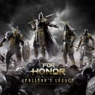 "For Honor Apollyon's Legacy   13""x19"" (32cm/49cm) Polyester Fabric Poster"