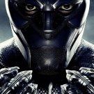 "Black Panther Movie 18""x28"" (45cm/70cm) Canvas Print"