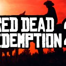 """Red Dead Redemption 2 Game 13""""x19"""" (32cm/49cm) Polyester Fabric Poster"""
