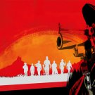 "Red Dead Redemption 2 Game 18""x28"" (45cm/70cm) Canvas Print"