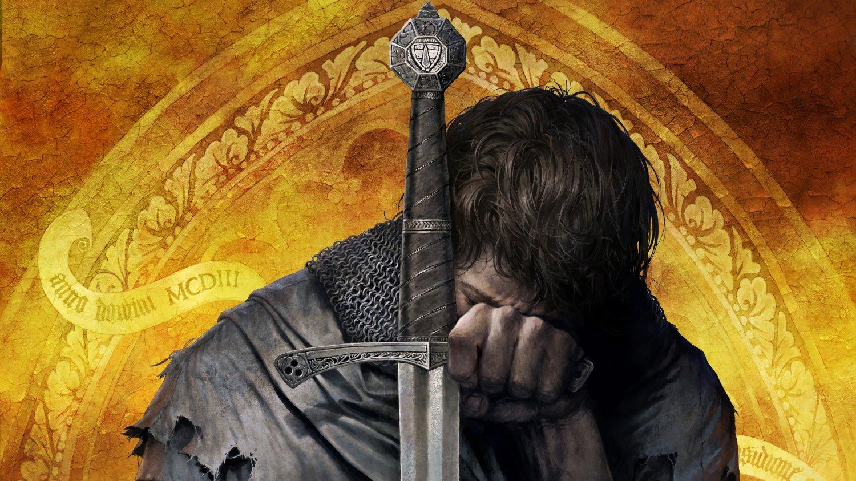 "Kingdom Come Deliverance Game 13""x19"" (32cm/49cm) Polyester Fabric Poster"