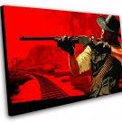 "Red Dead Redemption 2 Game 12""x16"" (30cm/40cm) Canvas Print"