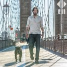 """John Wick 2 Keanu Reeves 13""""x19"""" (32cm/49cm) Polyester Fabric Poster"""
