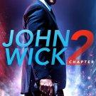 "John Wick 2 Keanu Reeves 18""x28"" (45cm/70cm) Poster"