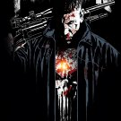 "The Punisher Netflix Frank Castle Jon Bernthal 13""x19"" (32cm/49cm) Polyester Fabric Poster"