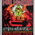 "Foo Fighters Spearhead Rock Concert 18""x28"" (45cm/70cm) Canvas Print"