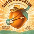 "Chris Stapleton Brothers Osborne Lucie Silvas Concert 13""x19"" (32cm/49cm) Polyester Fabric Poster"