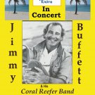 "Jimmy Buffett Coral Reefer Band Concert 13""x19"" (32cm/49cm) Polyester Fabric Poster"