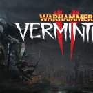"""Warhammer Vermintide 2 Game 13""""x19"""" (32cm/49cm) Polyester Fabric Poster"""