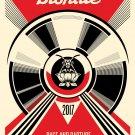 """Blondie Rage and Rapture Tour Concert 18""""x28"""" (45cm/70cm) Canvas Print"""