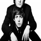 "John Lennon  Paul McCartney  13""x19"" (32cm/49cm) Polyester Fabric Poster"
