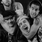 """Red Hot Chili Peppers 13""""x19"""" (32cm/49cm) Polyester Fabric Poster"""