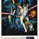 "Star Wars 13""x19"" (32cm/49cm) Polyester Fabric Poster"
