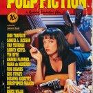 """Pulp Fiction 18""""x28"""" (45cm/70cm) Canvas Print"""