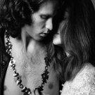 "Jim Morrison and Pamela Courson 18""x28"" (45cm/70cm) Canvas Print"