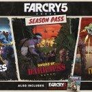 "Far Cry 5 18""x28"" (45cm/70cm) Canvas Print"