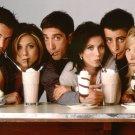 "Friends TV series  18""x28"" (45cm/70cm) Canvas Print"