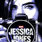 "Jessica Jones Marvel  13""x19"" (32cm/49cm) Polyester Fabric Poster"