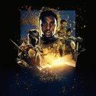 "Black Panther 2018 Movie   18""x28"" (45cm/70cm) Poster"