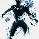 "Black Panther 2018 Movie   18""x28"" (45cm/70cm) Poster"