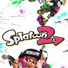 "Splatoon 2 Game  18""x28"" (45cm/70cm) Canvas Print"