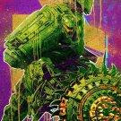 """Pacific Rim Uprising Movie 2018  18""""x28"""" (45cm/70cm) Poster"""
