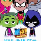"Teen Titans Raven 13""x19"" (32cm/49cm) Polyester Fabric Poster"