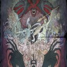 """Path of Exile Pantheon 13""""x19"""" (32cm/49cm) Polyester Fabric Poster"""
