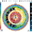 """The Map of the Multiverse 18""""x28"""" (45cm/70cm) Canvas Print"""