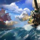 "Sea of Thieves  Game 18""x28"" (45cm/70cm) Canvas Print"