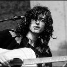 """Jimmy Page  13""""x19"""" (32cm/49cm) Polyester Fabric Poster"""
