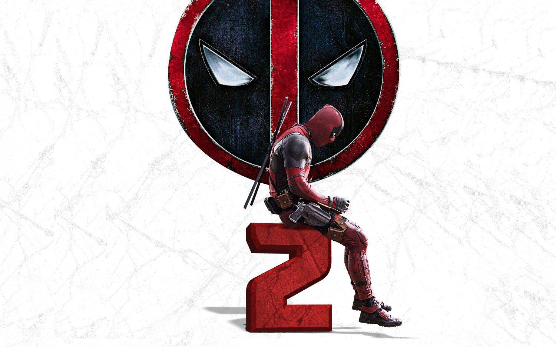 "Deadpool 2 Movie 2018  18""x28"" (45cm/70cm) Canvas Print"