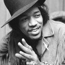 "Jimi Hendrix  18""x28"" (45cm/70cm) Canvas Print"