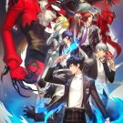 """Persona 5 Game   13""""x19"""" (32cm/49cm) Polyester Fabric Poster"""