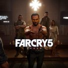 """Far Cry 5 Game 13""""x19"""" (32cm/49cm) Polyester Fabric Poster"""