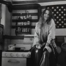 "Janis Joplin 13""x19"" (32cm/49cm) Polyester Fabric Poster"