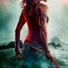 "Tomb Raider Lara Croft 2018 18""x28"" (45cm/70cm) Poster"