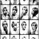 "Edie Sedgwick 13""x19"" (32cm/49cm) Polyester Fabric Poster"