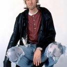 "Kurt Cobain Nirvana 18""x28"" (45cm/70cm) Canvas Print"