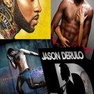 "Jason Derulo Platinum Hits Album Cover 18""x28"" (45cm/70cm) Canvas Print"