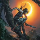 "Shadow of the Tomb Raider  13""x19"" (32cm/49cm) Polyester Fabric Poster"